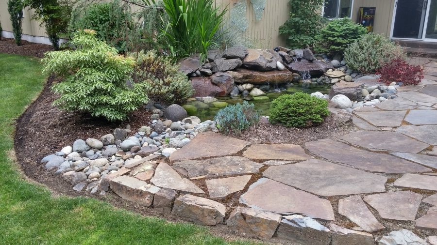 Install pavers or walkways