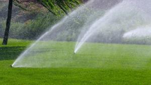 Let Levys install an easy-care sprinkler system.